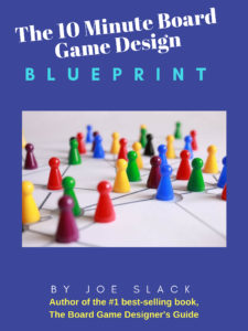 Board Game Blueprint Cover