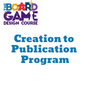 Creation to Publication Program Logo